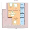 Дом из ЛВЛ-бруса «Барвиха-113»